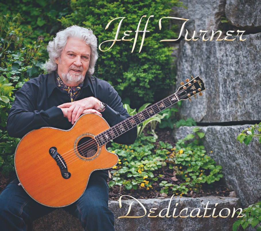 Jeff Turner - Dedication - Album Cover - TAM201401 - 300dpi CMYK